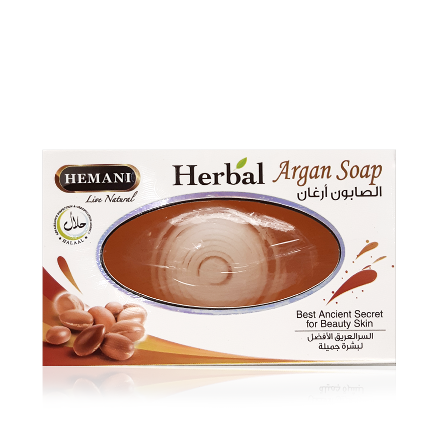 Sapun Herbal Me Argan