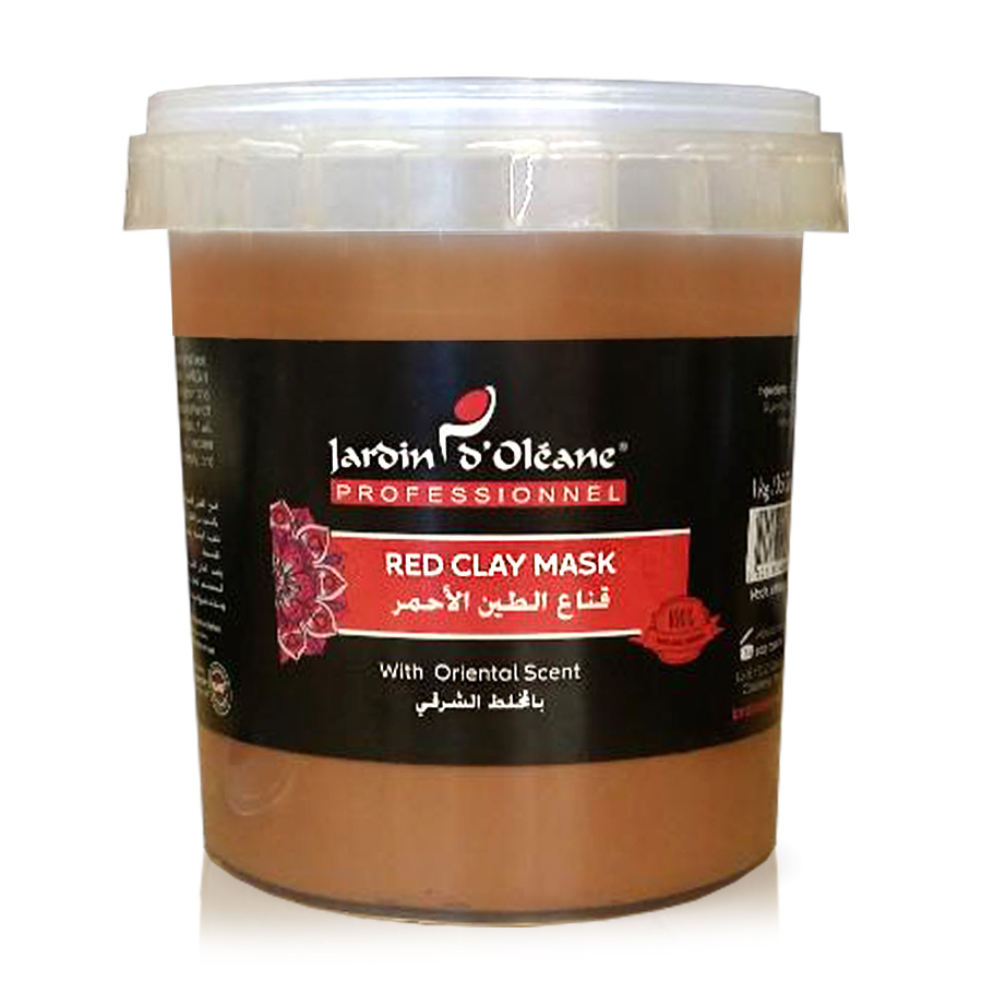 Red Clay Mask with Oriental Scent 1 kg