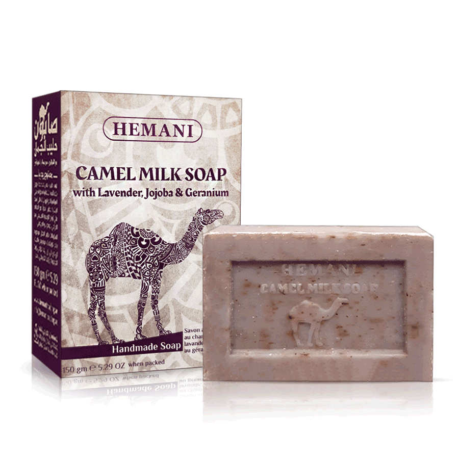 Camel Milk Soap With Lavender, Jojoba & Geranium