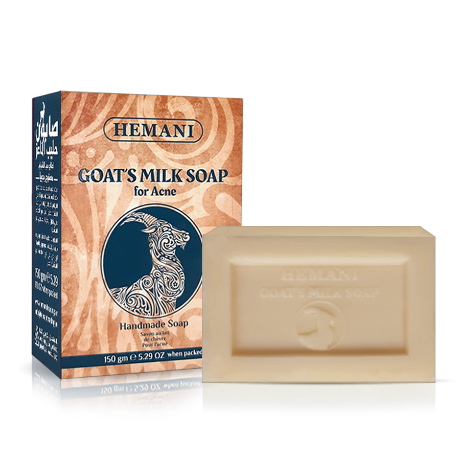 Goat*s Milk Soap For Acne