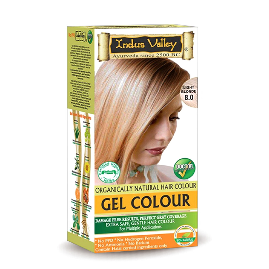 Gel Colour 8.0 Light Blonde