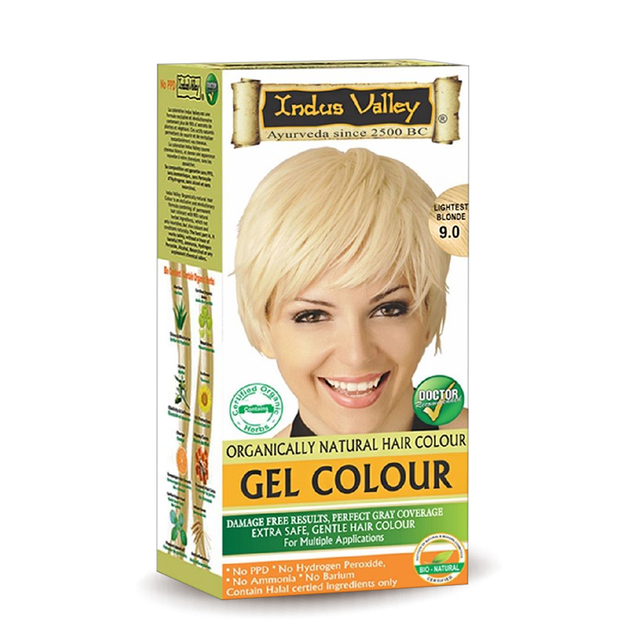 Gel Colour 9.0 Lightest Blonde