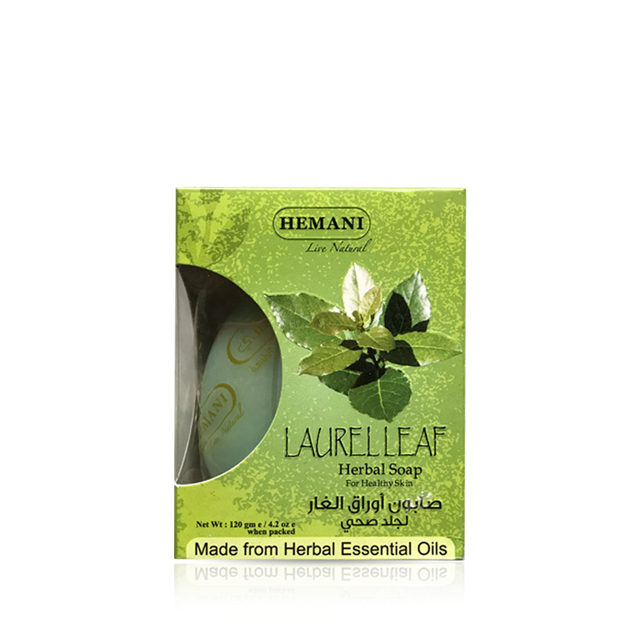 Herbal Laurel Soap