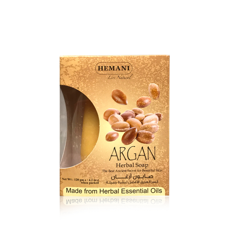 Herbal Argan Soap